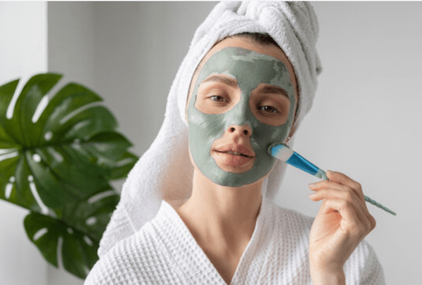 maschera idratante viso fai da te clio: 4 maschere in 3 minuti