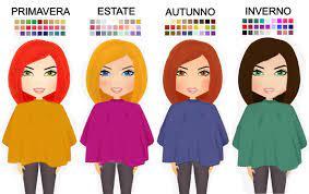 armocromia inverno cool