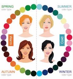 Palette armocromia: scopriamo insieme il tuo colore