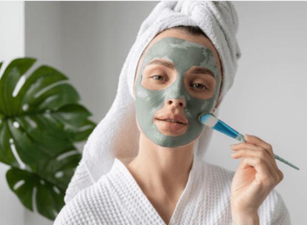 maschera viso idratante fai da te Clio